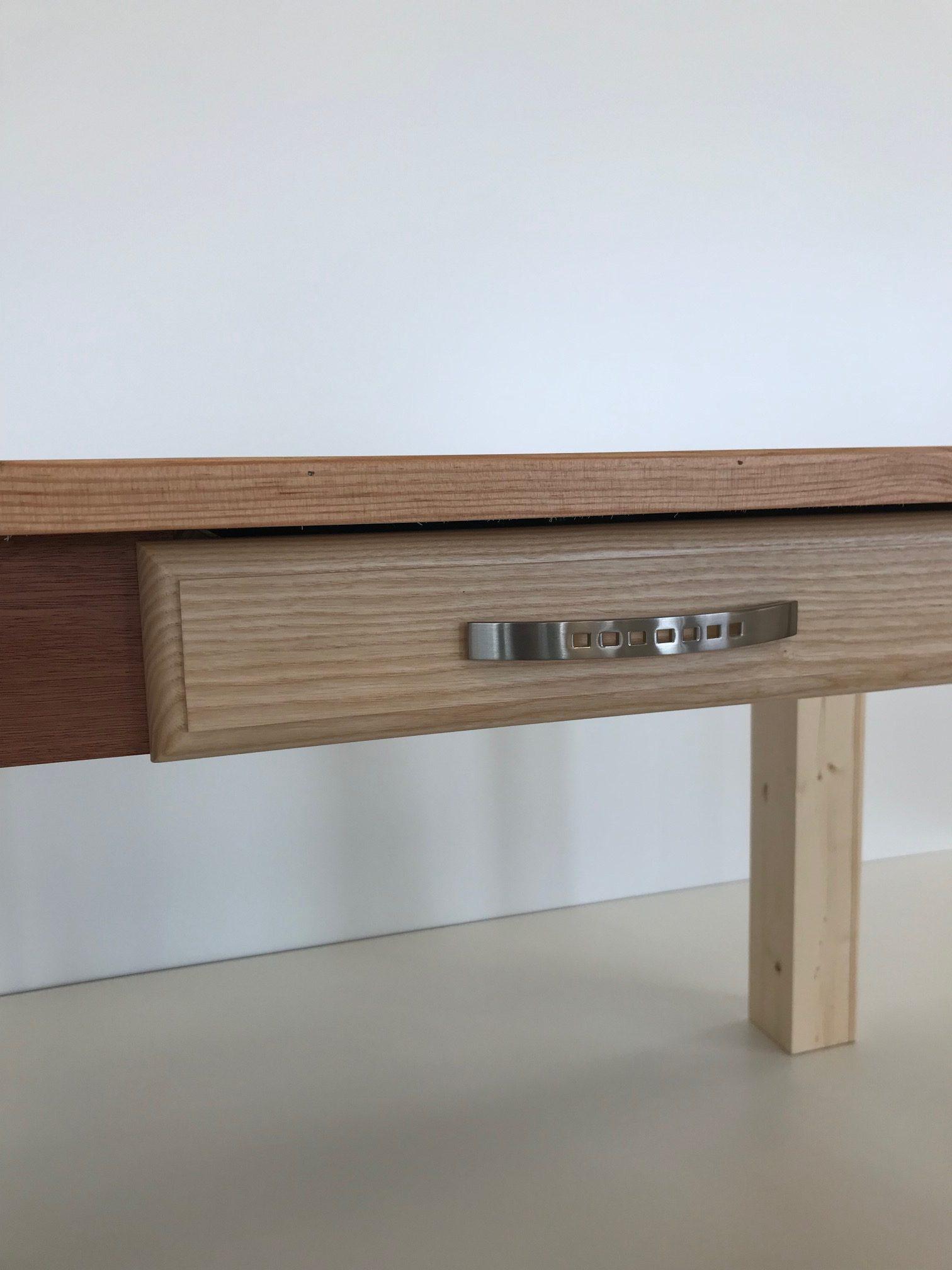 ébeniste, fabrication table, made in france, artisan français, meuble sur mesure
