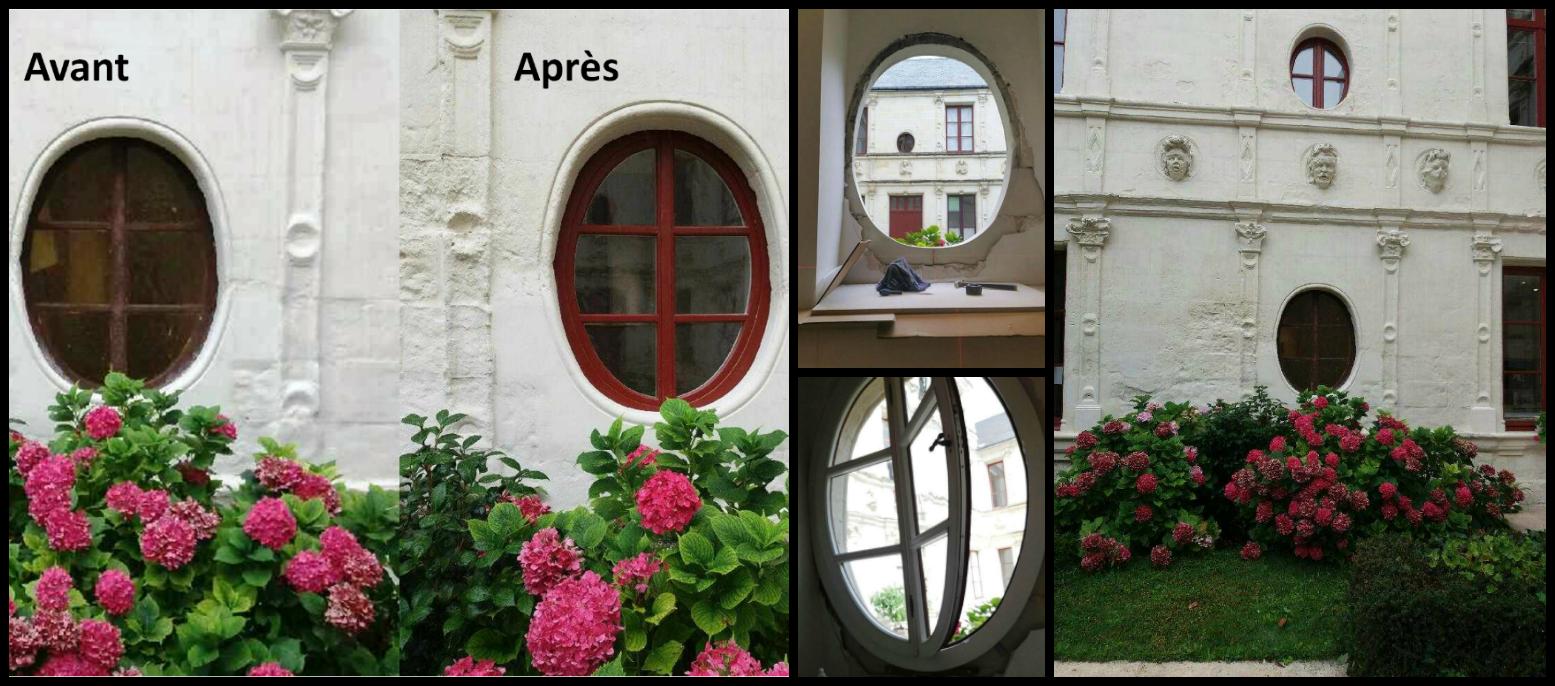 Rénovation fenêtre, RGE, oeil-de-boeuf, fenêtre sur mersure